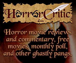 HorrorCritic.com Banner Ad 300x250