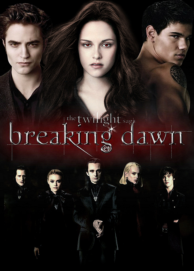 Twilight Saga: Breaking Dawn Part 1 (Reviewed By: NikAngel ...